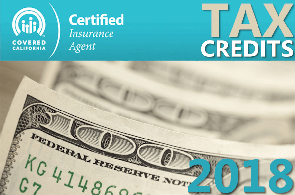 2018 Covered California Tax Credit