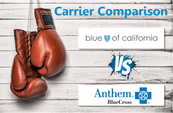 Blue Cross and Blue Shield California comparisons and reviews