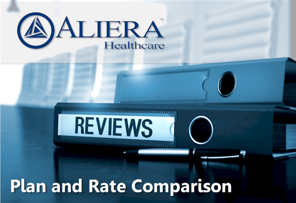 Compare and contrast AlieraCare health sharing benefits