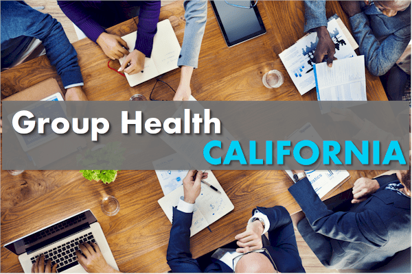 group health insurance california