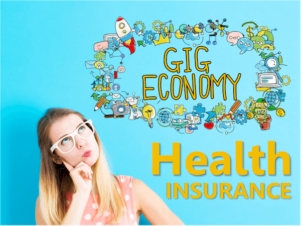 Obamacare health insurance for Gig Economy in California