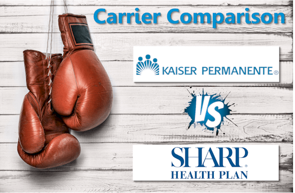 Kaiser and Sharp Carrier Comparison