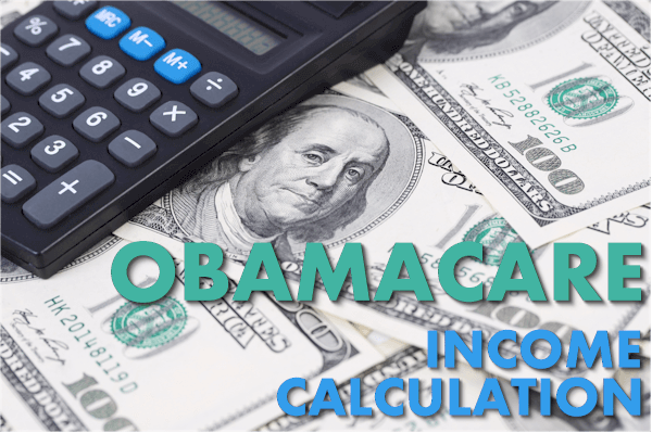 obamacare income calculation