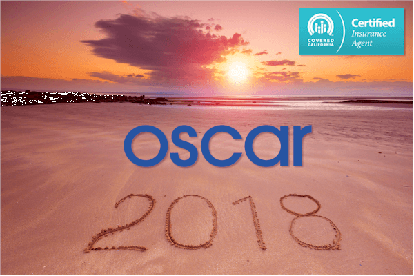 2018 Oscar health in Covered California reviews, plans, and rates