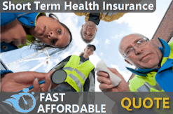 Get short term coverage