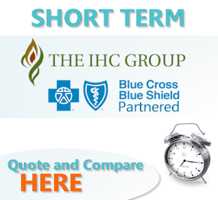 short term health insurance quote